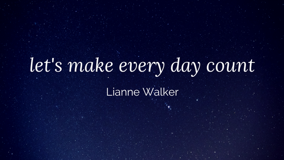 make every day count author page