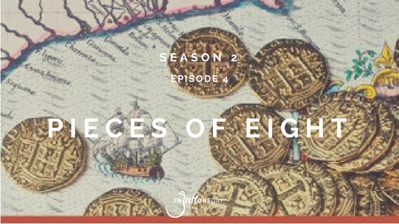 Pieces of Eight Episode 4 Wonder Podcast